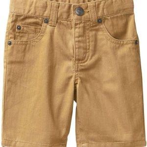 Crazy 8 Boys' Little 5-Pocket Roll Hem Denim Short
